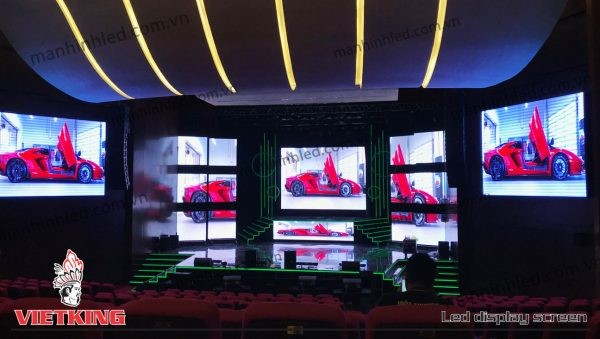 hê thống màn hình led nhà hát vinpearl phú quốc