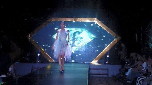 màn hình led show fashion tv