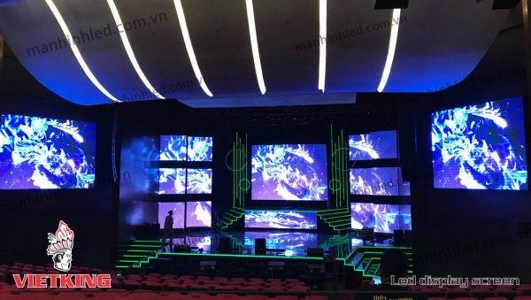 màn hình led nhà hát vinpearl phú quốc