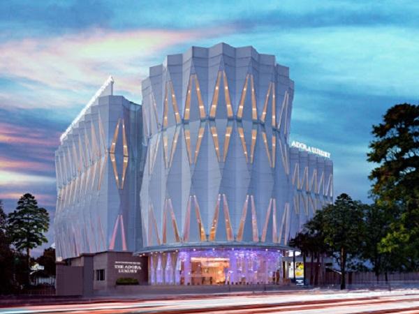 màn hình led p4 indoor adora luxury quận tân bình