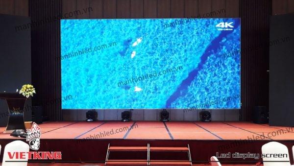 màn hình led P3.91indoor mường thanh luxury đà nẵng