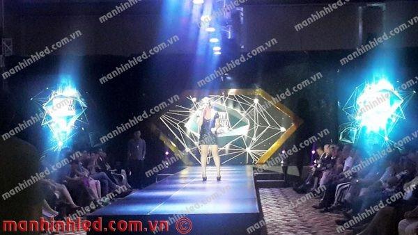 led p5 sự kiện thời trang