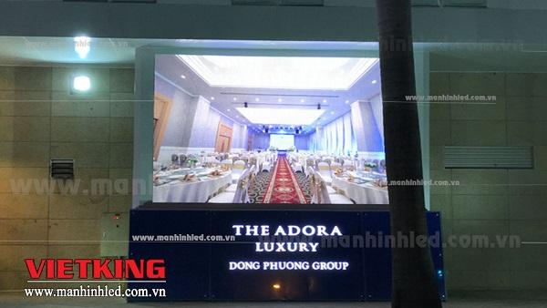 màn hình led p5 adora luxury