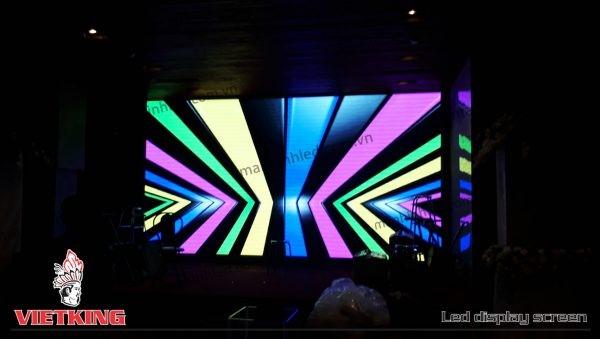 màn hình led sảnh tiệc