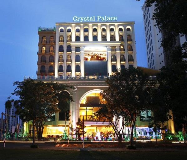 màn hình led crystal place