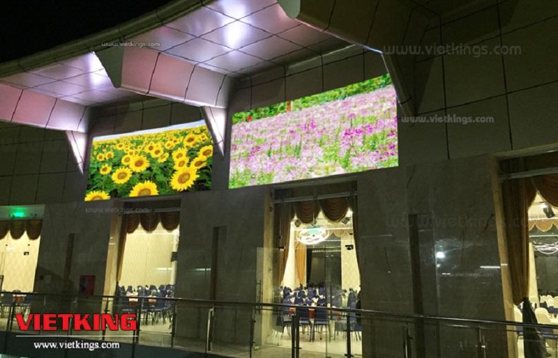 màn hình led p8 outdoor kim phượng hoa