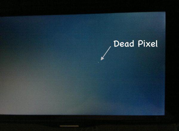 điểm chết màn hình