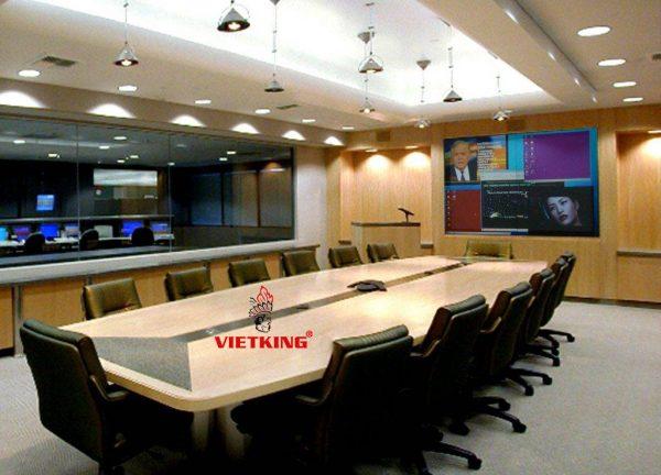 lắp đặt màn hình led phòng họp