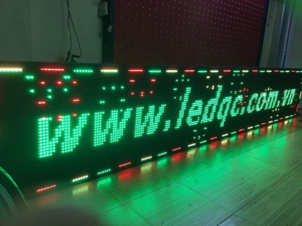 Module LED ma trận P10 3 màu