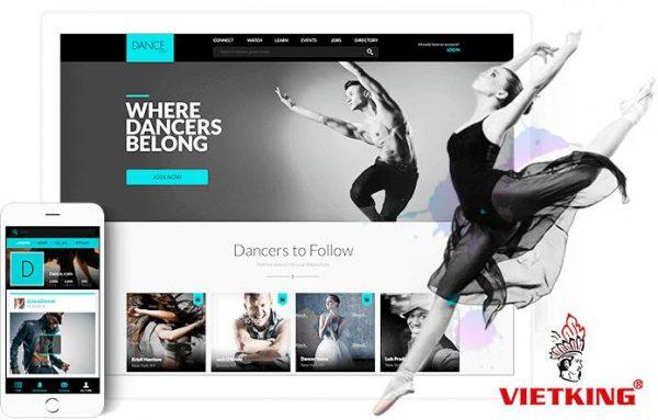 module trong thiết kế website
