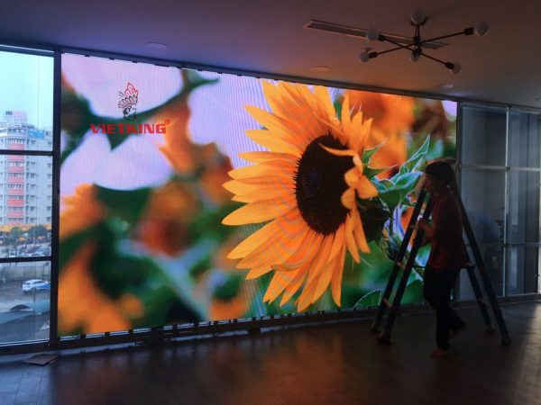 màn hình led phòng họp
